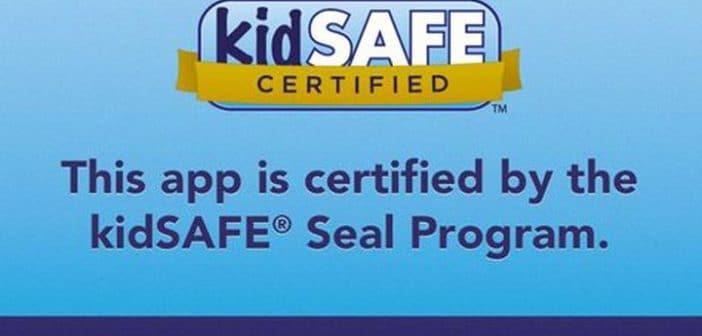 Chương trình chứng nhận The kidSAFE Seal là gì?