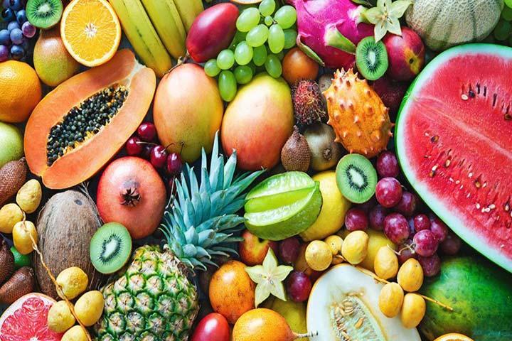 english fruit vocabulary