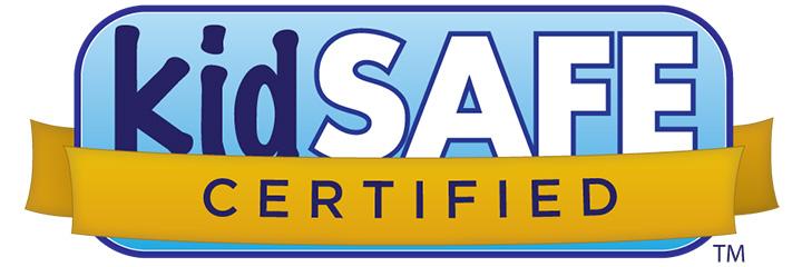 kidsafe seal certificate