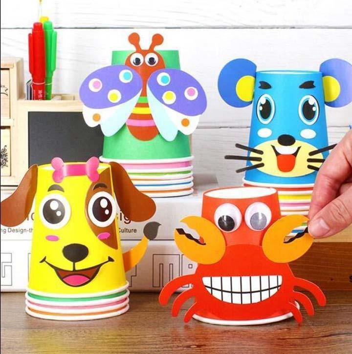 quà handmade cho trẻ em