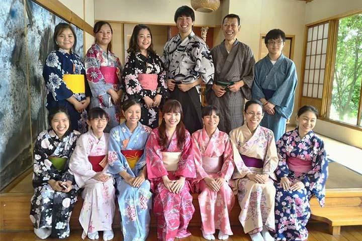 review trường nhật ngữ sakura