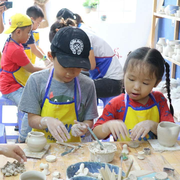 trung tâm dạy vẽ wow art
