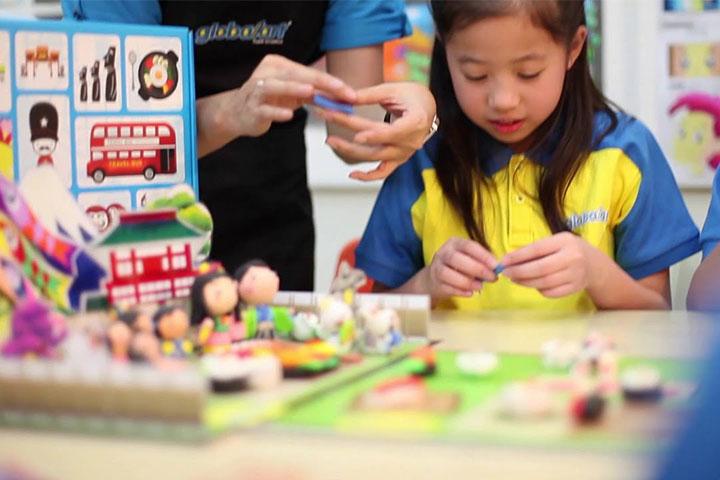 trường dạy vẽ global art