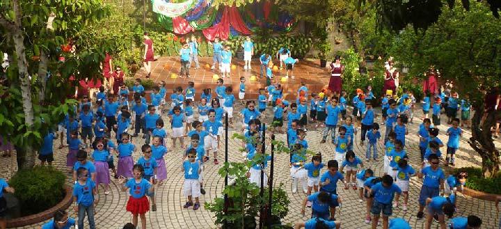 trường mầm non thế giới trẻ em