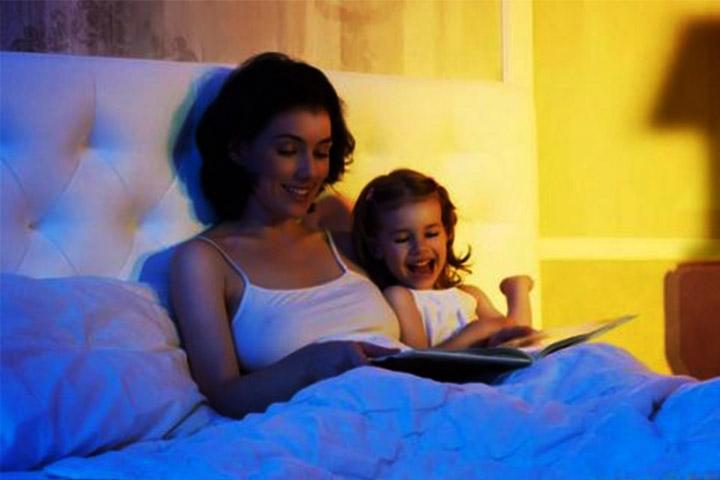 đọc truyện tiếng anh cho bé ngủ