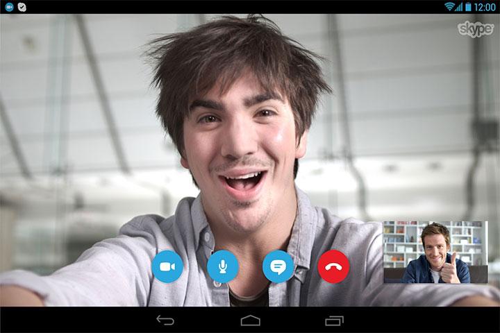 học tiếng anh qua video skype