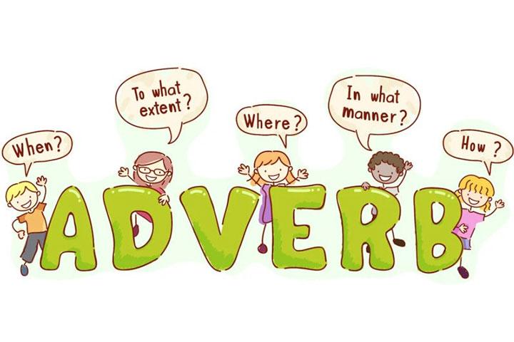 khái niệm adverb trong tiếng anh