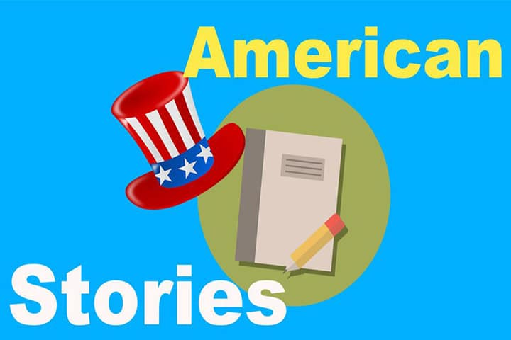 website american stories for english learners