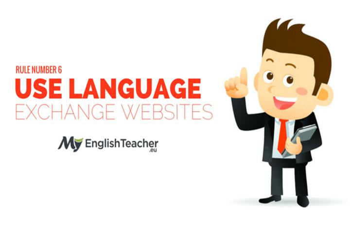 website easy language exchange