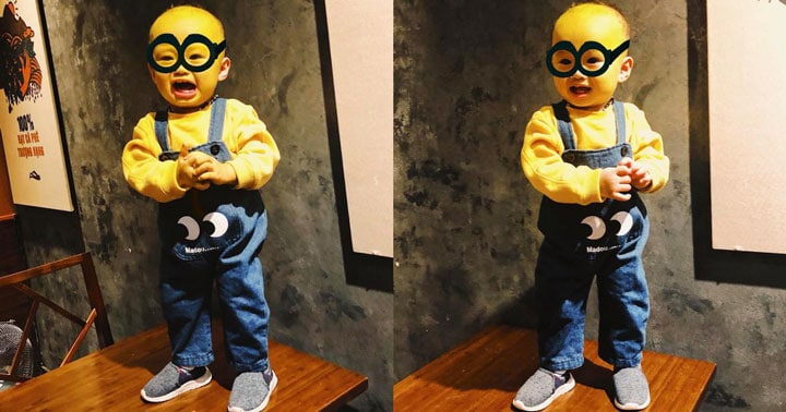 halloween for kids minions