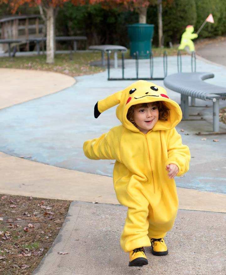 halloween for kids pokemon