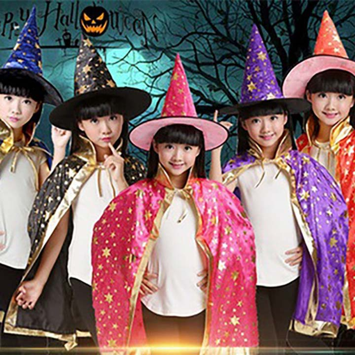 halloween for kids witch