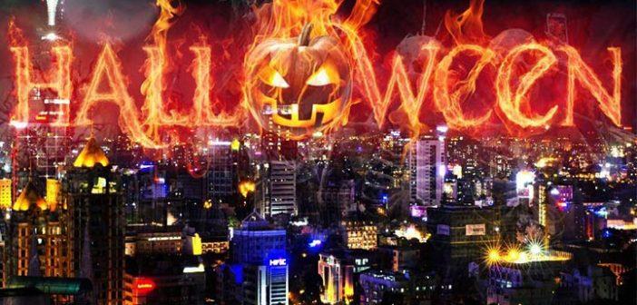halloween dẫn trẻ đi đâu chơi