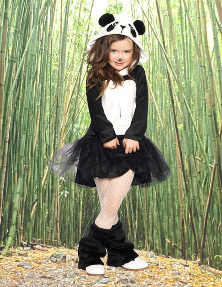 mẫu hóa trang halloween kungfu panda
