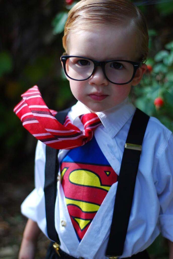 mẫu hóa trang halloween siêu nhân