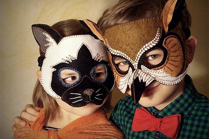 mẫu hóa trang halloween thú cưng