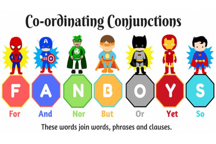 phân loại conjunction