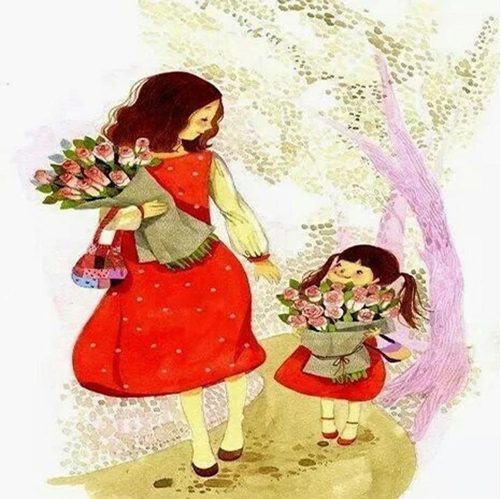 thơ tặng mẹ 20-10