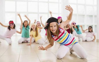 top lớp học nhảy hiện đại trẻ em