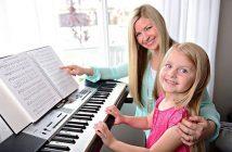 top lớp học piano trẻ em tốt nhất