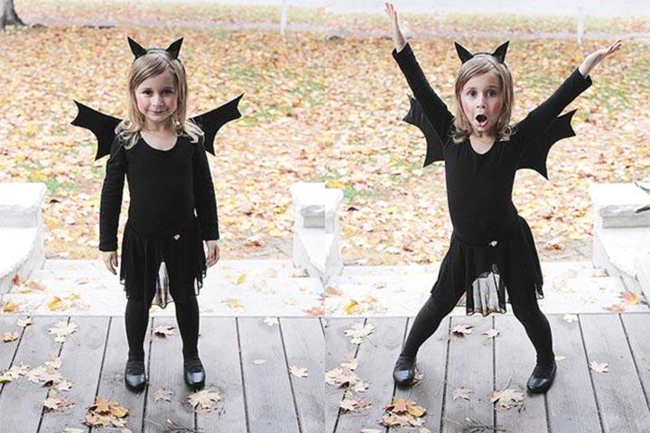 trò chơi dơi nhỏ nhí nhố halloween
