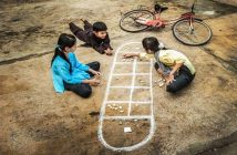 trò chơi tuổi thơ ô ăn quan