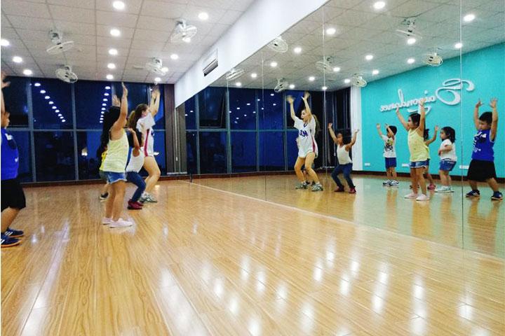 trung tâm dạy nhảy saigon dance