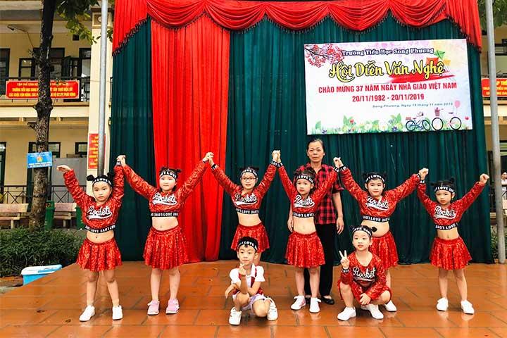 trung tâm dạy nhảy dandeion club