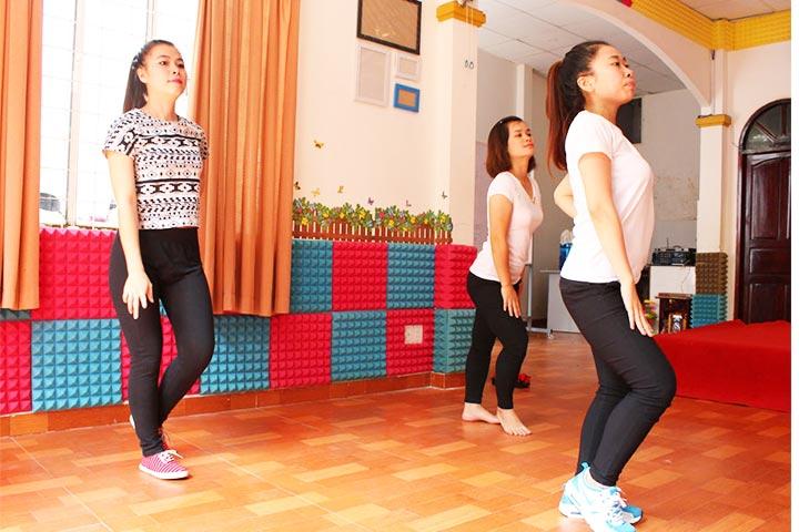 trung tâm dạy nhảy flypro