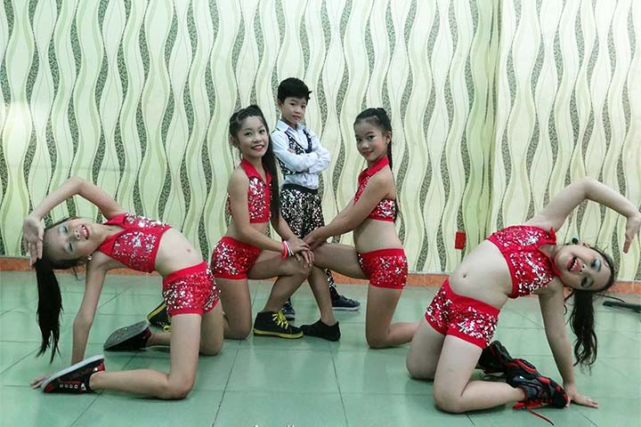 trung tâm dạy nhảy pc crew