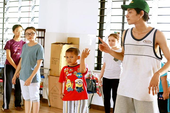 trung tâm dạy nhảy vdance studio v3t entertainment