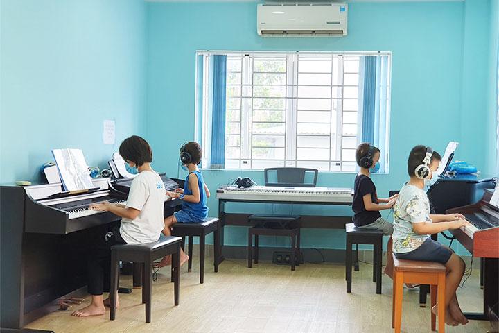 trường dạy piano ánh dương