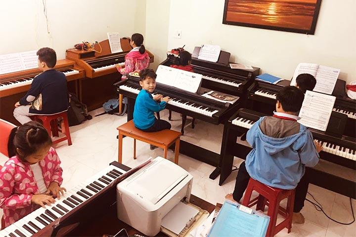 trường dạy piano elite music