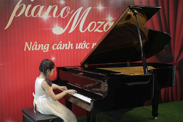 trường dạy học piano mozart