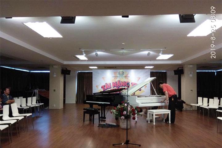 trường dạy piano nhất tâm