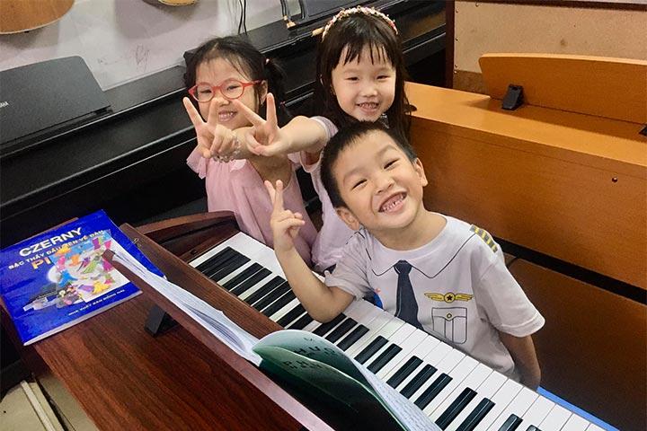 trường dạy piano phanxico
