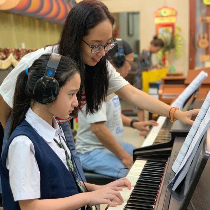trường dạy piano salem