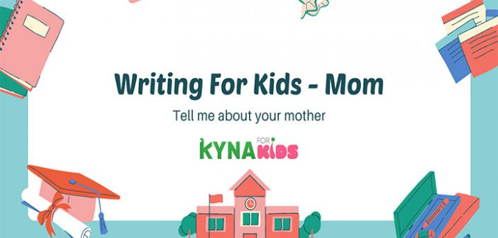 viết đoạn văn tiếng anh về mẹ