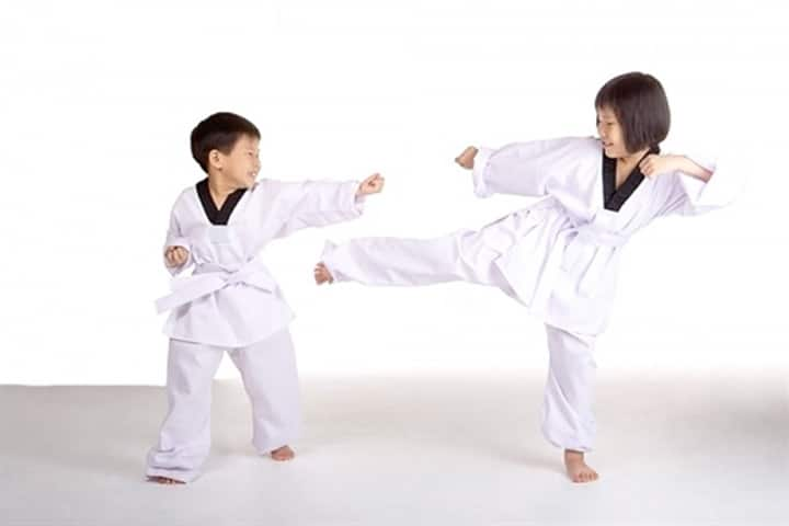 lợi ích học võ taekwondo