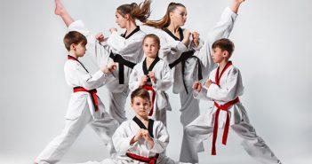 lop học võ taekwondo hà nội