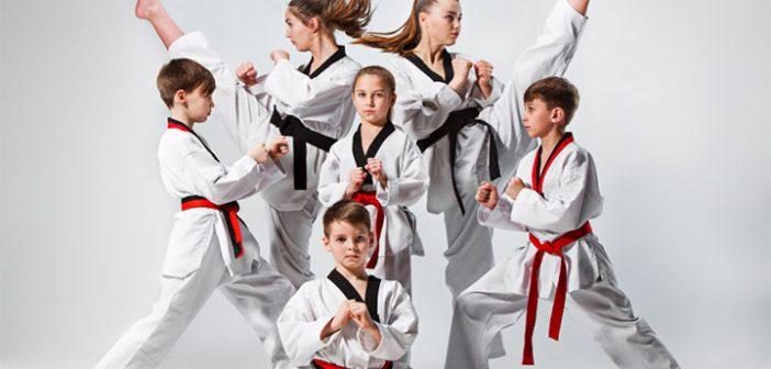 [TOP 3] Lớp Học Võ Taekwondo Ở Hà Nội Cho Trẻ Em