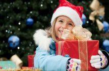 quà giáng sinh cho trẻ em