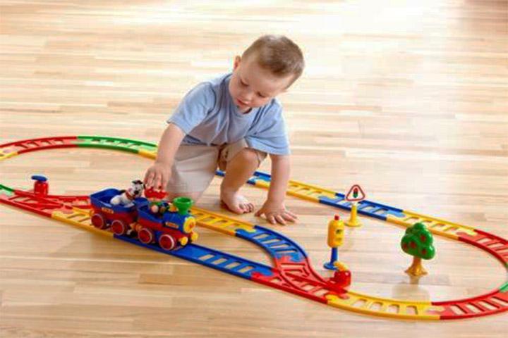 quà noel đồ chơi lắp ráp cho bé
