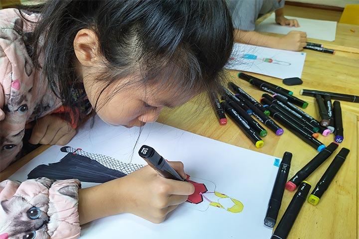 trung tâm dạy vẽ hà nội green art