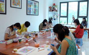 trung tâm dạy vẽ hà nội hoa tâm