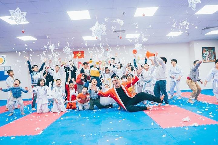 trung tâm dạy võ karate việt nhật