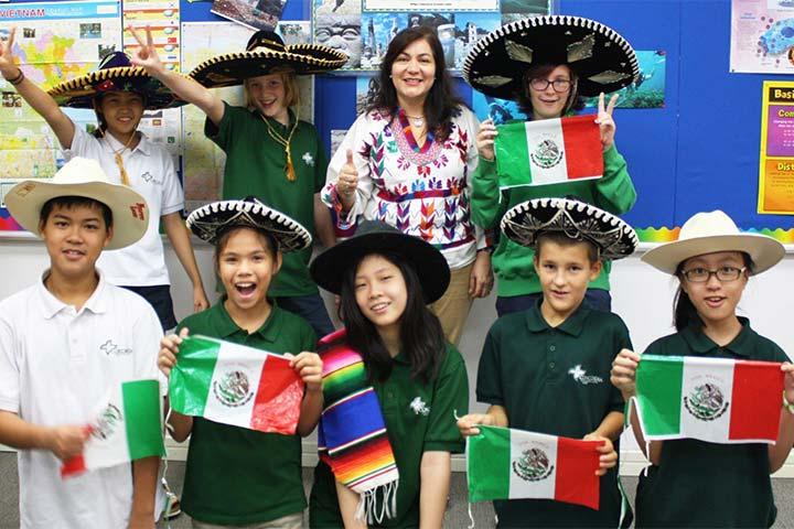 trường tiểu học quốc tế concordia tại hà nội