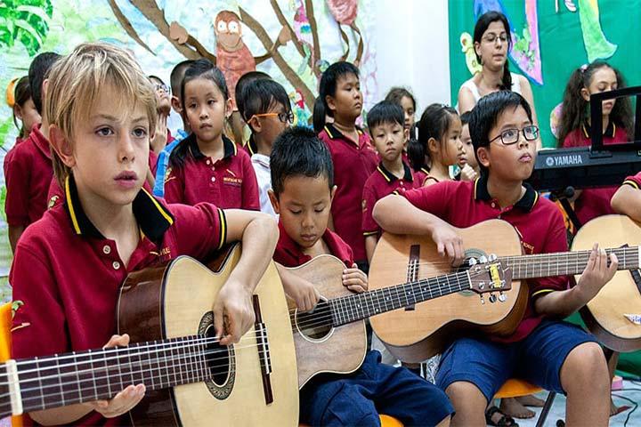 trường tiểu học quốc tế đức tại tphcm igs
