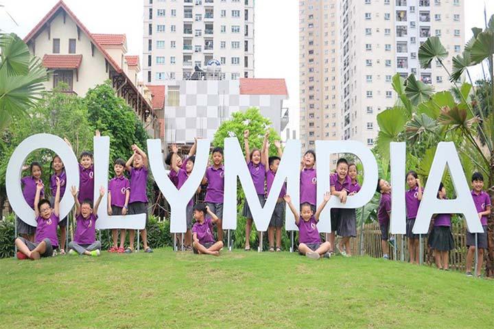 trường tiểu học quốc tế hà nội olympia