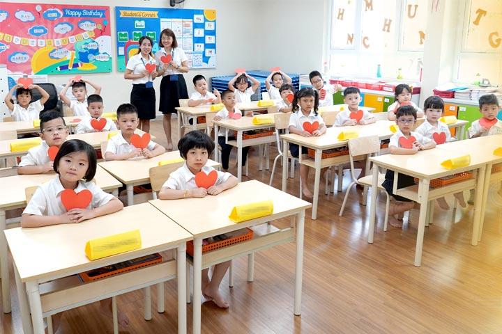trường tiểu học quốc tế hà nội wellspring
